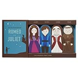 Classic Character Sticky Notes - <i>Romeo and Juliet</i>