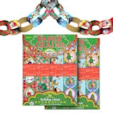 Holiday Paper Chains Set of 2