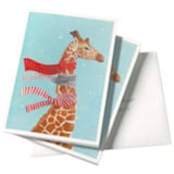 Wrapped In Joy Holiday Cards - Two Sets of 15