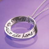 No Place Like Home Necklace