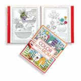 Color with Mom: A Coloring Book to Share