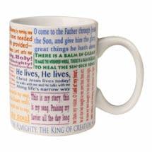 Hymns Mug