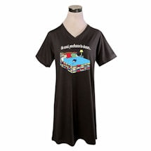 To Read, Perchance to Dream... Nightshirt