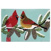 Cardinals Rug
