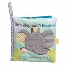 Little Elephant's Blankie Soft Book