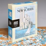 Setting Sail New Yorker Puzzle