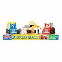 Construction Vehicle Set