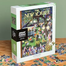 Town Square Dance New Yorker Puzzle