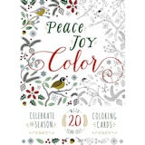 Peace Joy Color Cards
