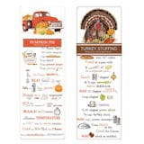 Thanksgiving Recipe Towel Set