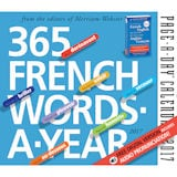 2017 365 French Words-a-Year Page-a-Day® Calendar