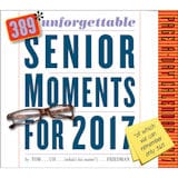 2017 389 Unforgettable Senior Moments Page-a-Day® Calendar