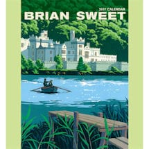 2017 Brian Sweet Wall Calendar