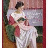 2017 Reading Woman Wall Calendar