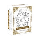 Words You Should Know to Sound Smart Calendar