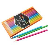 Bright Ideas Colored Pencils: Neon