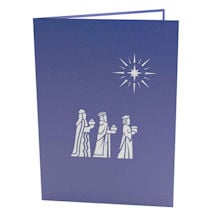 Nativity Pop-Up Card