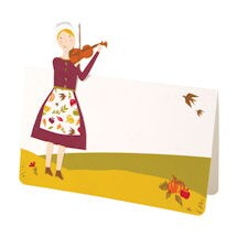 Pilgrim Place Cards