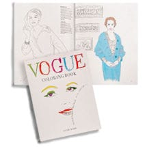 <i>Vogue</i> Coloring Book