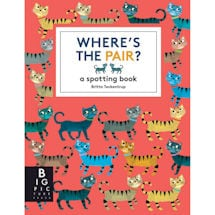 Where's the Pair?: A Spotting Book