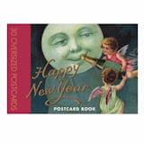Happy New Year Postcard Book