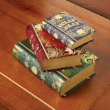 Christmas Book Boxes