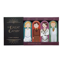 Classic Character Sticky Notes - <i>Great Gatsby</i>