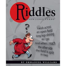 Riddles Knowledge Cards