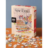 Ski Shop New Yorker Puzzle