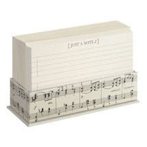 Just a Note Correspondence Set