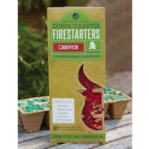 Down to Earth Firestarters: Fresh Cut Pine