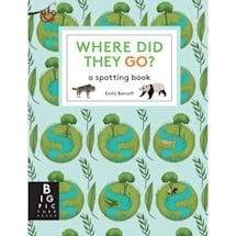 Spotting Books - Where Did They Go?