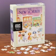Rainy Day <i>New Yorker</i> Puzzle