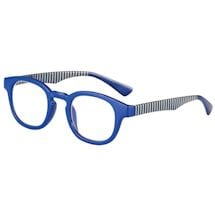 Blue-Striped Readers