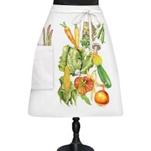 Heirloom Veggie Bistro Apron