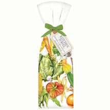 Heirloom Veggie Tea Towels - Set of two