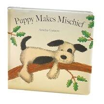 Puppy Makes Mischief