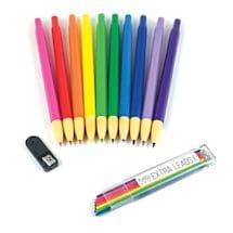 Rainbow Mechanical Pencils