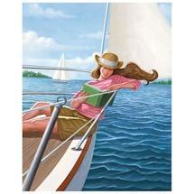 Sailboat Reader Cards