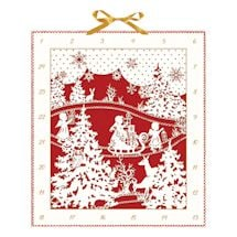 Woodland Silhouette Advent Calendar