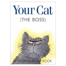 Miniature Book: Your Cat the Boss