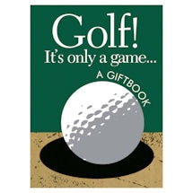 Miniature Book: Golf