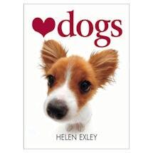Miniature Book: Love Dogs