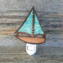 Sailboat Nightlight