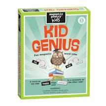 Kid Genius Magnetic Poetry