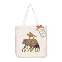 Go Wild Tote Bag