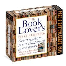 2018 Book Lover's Page-a-Day® Calendar