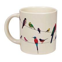 Birds on a Wire Mug