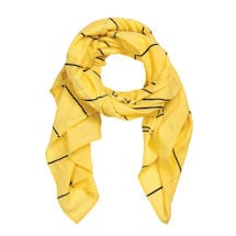 Library Card Scarf