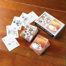 <i>New Yorker</i> Pet Cartoon Playing Cards